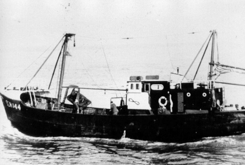 visserijschepen van scheveningen  ijmuiden  vlaardingen